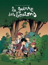 Olivier Berlion - La Guerre des Boutons Tome 1 : L'Honneur des Longeverne.