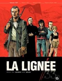 Olivier Berlion et Jérôme Félix - La lignée Tome 1 : Antonin 1937.