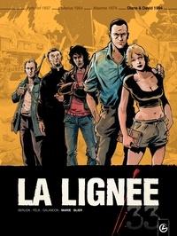 Olivier Berlion et Jérôme Félix - La lignée Tome 4 : Diane & David 1994.