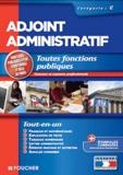 Olivier Berthou et Odile Girault - Adjoint administratif  - Catégorie C - Toutes fonctions publiques - Villes de Paris.