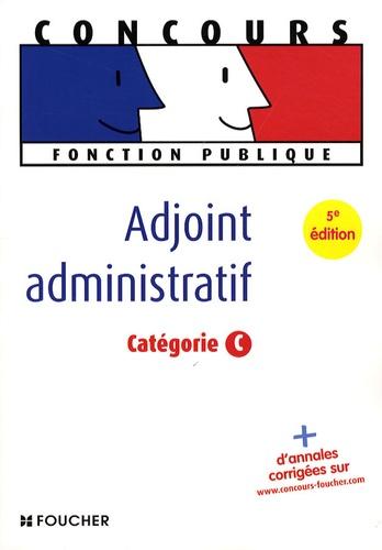 Olivier Berthou et Odile Girault - Adjoint administratif - Catégorie C.