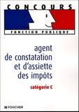 Olivier Berthou et Odile Girault - Agent de constatation et d'assiette des impôts - Catégorie C.