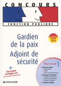 Olivier Berthou et Rémi Boisson - Gardien de la paix, Adjoint de sécurité.