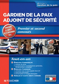 Feriasdhiver.fr Gardien de la paix - Adjoint de sécurité - Premier et second concours Image