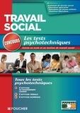 Olivier Berthou et Valérie Béal - Travail social concours les tests psychotechniques.