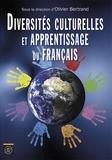 Olivier Bertrand - Diversités culturelles et apprentissage du français.