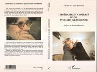 Olivier Bertrand - Itinéraire et combat d'une avocate israélienne.