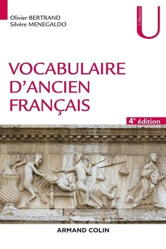 Vocabulaire d'ancien français 4e édition