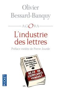 Cjtaboo.be L'industrie des lettres - Etude sur l'édition littéraire contemporaine Image