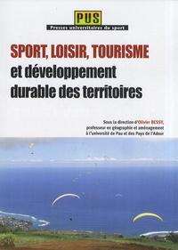 Olivier Bessy - Sport, loisir, tourisme et développement durable des territoires.