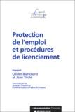 Olivier Blanchard et Jean Tirole - Protection de l'emploi et procédures de licenciement.