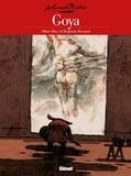 Olivier Bleys et Benjamin Bozonnet - Goya : Saturne dévorant l'un de ses enfants.