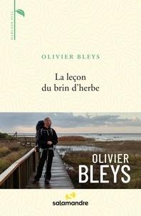 Olivier Bleys - La leçon du brin d'herbe.