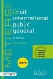 Olivier Blin - Droit international public général.
