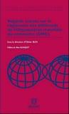 Olivier Blin - Regards croisés sur le règlement des différends de l'Organisation mondiale du commerce (OMC).
