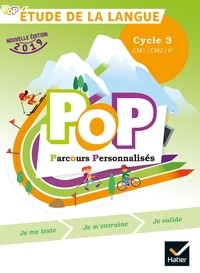 Olivier Blond-Rzewuski et Jocelyn Duval - Français Cycle 3 CM1-CM2-6e Pop Etude de la langue - Parcours personnalisés.