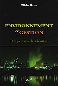 Environnement et gestion - De la prévention à la mobilisation.pdf