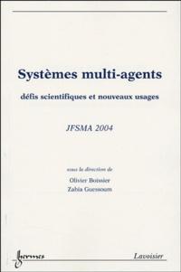 Systèmes multi-agents - Défis scientifiques et nouveaux usages, Actes des JFSMA 2004.pdf