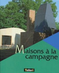 Olivier Boissière - Maisons à la campagne.
