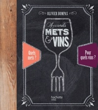 Olivier Bompas - Accords mets et vins - Avec les roues des accords.