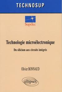 Technologie microélectronique - Du silicium aux circuits intégrés.pdf