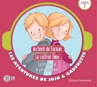 Histoiresdenlire.be Les aventures de Jojo et Gaufrette Tome 2 Image