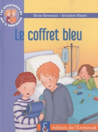 Olivier Bonnewijn - Les aventures de Jojo et Gaufrette Tome 6 : Le coffret bleu.