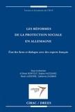 Olivier Bontout - Les réformes de la protection sociale en Allemagne - Etat des lieux et dialogue avec des experts français.