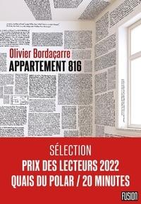 Olivier Bordaçarre - Appartement 816.