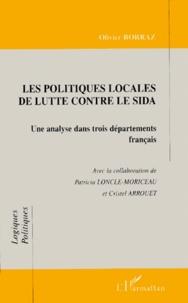 LES POLITIQUES LOCALES DE LUTTE CONTRE LE SIDA. Une analyse dans trois départements français.pdf