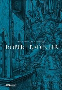 Olivier Bosc - Une passion pour la justice - Dans la bibliothèque de Robert Badinter.