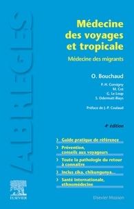 Olivier Bouchaud - Médecine des voyages et tropicale - Médecine des migrants.