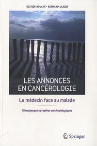 Les annonces en cancérologie - Le médecin face au malade.pdf