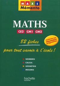 Olivier Boutin - Maths CE2, CM1, CM2.
