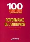 Olivier Boutou et Gérard Landy - Performance de l'entreprise.