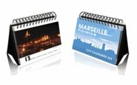 Olivier Bouzard - City calendrier Marseille Provence.