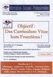 Olivier Briard - Objectif : des curriculum vitae hors frontières.