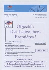Olivier Briard - Objectif : des lettres hors frontières !.