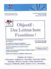 Olivier Briard - Objectif: des lettres hors frontières !.