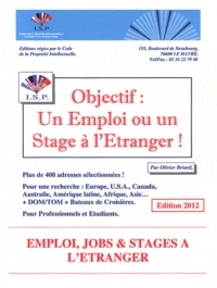 Histoiresdenlire.be Objectif : un emploi ou un stage à l'étranger! Image
