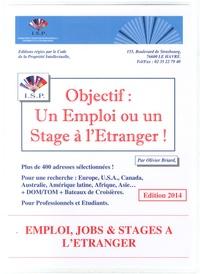 Olivier Briard - Objectif : un emploi ou un stage à l'étranger !.