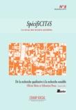 Olivier Brito et Pesce Sébastien - Spécificité 8 - De la recherche qualitative à la recherche sensible.