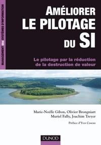 Olivier Brongniart et Muriel Fally - Améliorer le pilotage du SI - Le pilotage par la réduction de la destruction de valeur.