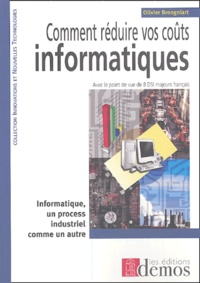 Deedr.fr Comment réduire vos coûts informatiques Image