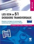 Olivier Bustarret et Xavier Cahu - Les ECN en 51 dossiers transversaux - Tome 2, dossiers 52 à 102.