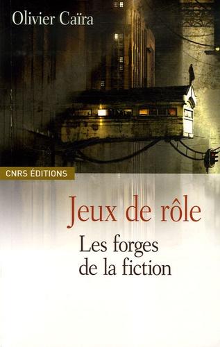 Olivier Caïra - Jeux de rôle - Les forges de la fiction.