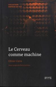 Olivier Caïra - Le cerveau comme machine - Génies et surdoués à l'écran.