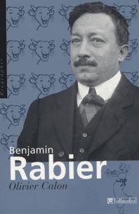 Olivier Calon - Benjamin Rabier.