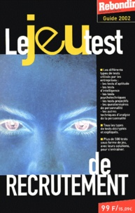 Accentsonline.fr Le jeu test de recrutement. Edition 2002 Image