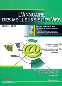 L'ANNUAIRE DES MEILLEURS SITES WEB. Avec CD-Rom, Edition 2000 - Olivier Candelot   Showmesound.org